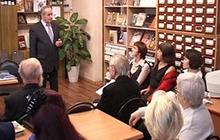 В Гусеве видные писатели Янтарного края встретились со своими читателями