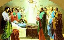 Православные Гусева отметят праздник Успения Пресвятой Богородицы