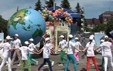 Накануне жители Гусева отметили День рождения города