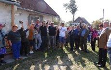 Жители Новостроевки единогласно проголосовали за Новостройку