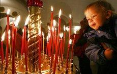 На пасху Гусевский православный храм проведёт мероприятия для детей