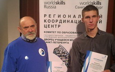 Студент Гусевского политеха стал участником Финала СЗФО Worldskills Russia «Электромонтажные работы»