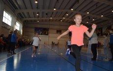 В ФОКе прошло Открытое Первенство по легкоатлетическому многоборью среди детей