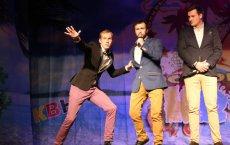 5 декабря в ГДК прошел Зимний Кубок Открытой лиги юмора «Остров КВН»
