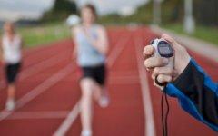 Гусевские спортсмены взяли шесть призовых мест на областном первенстве по легкой атлетике