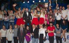 В  ГДК прошла игра КВН «Мир профтеха-территория юмора»
