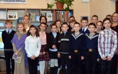 В городской библиотеке прошел муниципальный этап Всероссийского конкурса чтецов «Живая классика»