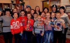 В Центральной детской библиотеке прошла квест-игра «Мультдозор»