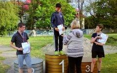 Воспитанники ДЮСШ показали хорошие результаты на областном первенстве по легкой атлетике