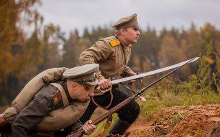 На фестивале «Гумбинненское сражение» будет работать 120 волонтёров