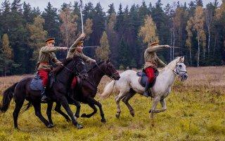 Почти три десятка кавалеристов примут участие в военно-исторической реконструкции