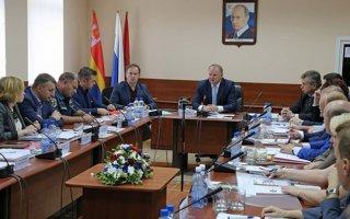 В городской администрации прошло совещание по вопросам патриотического воспитания молодежи