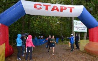 В Гресовском лесу прошло осеннее первенство Калининградской области по кроссу