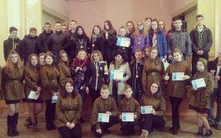 В городе Гусеве прошел Всероссийский молодежный исторический квест «Битва за Севастополь»