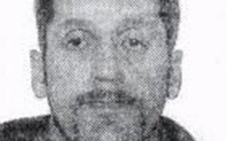 Гусевская полиция разыскивает 47-летнего мужчину, подозреваемого в совершении кражи