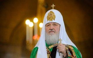27 ноября Гусев посетит Святейший Патриарх Московский и всея Руси Кирилл