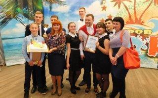 В ГДК состоялся Х юбилейный фестиваль лиги юмора «Остров КВН»