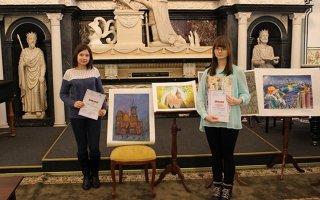 Воспитанница ДШИ заняла призовое место в областном конкурсе «Кафедральный собор - визитная карточка региона»