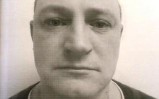 Полиция Гусева разыскивает 44-летнего мужчину, обвиняемого в преступлении