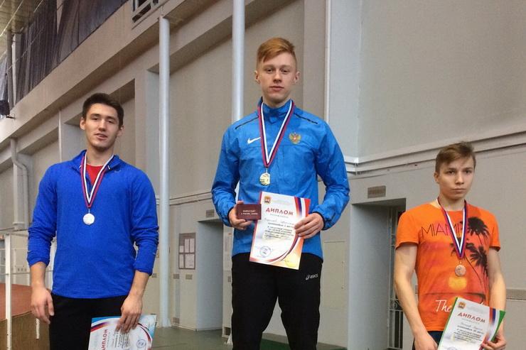 Спортсмены ДЮСШ заняли призовые места на «Рождественских стартах» в Калининграде