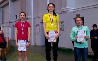 Гусевские спортсмены заняли 6 призовых мест на областных соревнованиях по лёгкой атлетике