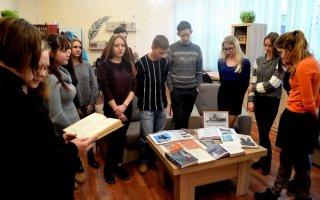 «900 дней мужества»: В городской библиотеке вспоминали блокаду Ленинграда