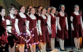 В Гусеве прошел X многожанровый рождественский фестиваль «Сияние Звезды»