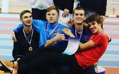 Гусевский спортсмен привёз золото с первенства России по легкой атлетике
