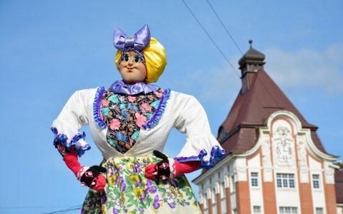 Конкурсы в рамках празднования «Широкой Масленицы» пройдут на городской площади