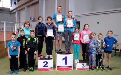 Воспитанники ДЮСШ приняли участие в областных соревнованиях по лёгкой атлетике