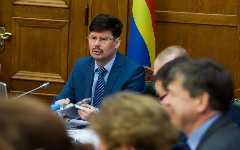 Врио зампредседателя правительства Егорычев покинет свой пост