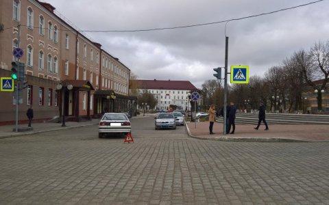На улице Победы водитель автомобиля «Мазда 626» сбил велосипедистку