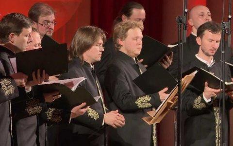 30 марта в концертном зале Гусевской ДШИ состоится выступление Хора Валаамского монастыря
