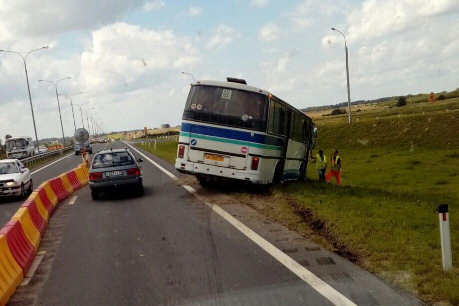 В Гусеве 54 водителя автобусов оштрафованы за нарушения ПДД