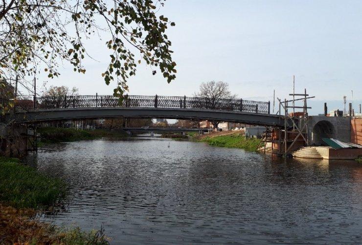 можно выбрать фото нового моста в гусеве чтоб была моей